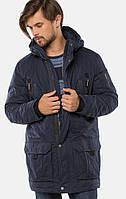 Мужская синяя куртка MR520 MR 102 1314 0817 Dark Blue