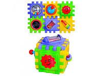 Игра для малышей 2142 Кубик-конструктор