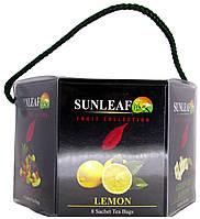 Чай SunLeaf Асорти фрукти і квіти колекція 48п.