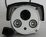 Камера наружного наблюдения без крепления IP (MHK-N9612L-200W), фото 2