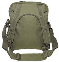 Тактическая сумка-рюкзак с системойMolle, олива
