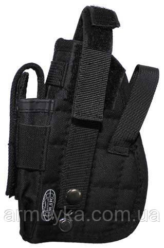 Пистолетная кабура  ситтемойMolle, черная