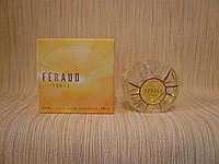 Louis Feraud - Feraud (2004) - Парфюмированная вода 30 мл - Редкий аромат