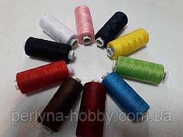 Нитки  для шиття, 400 ярдів (360 м)  поліестер 100% Набір 10 штук