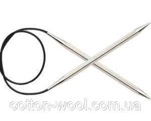 Кругові металеві спиці NOVA CUBICS 40 см 4,0 мм