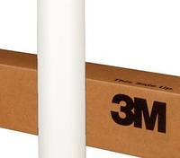 Белая матовая пленка 3М (США) Scotchprint 1080 M10 1,52 м Качество