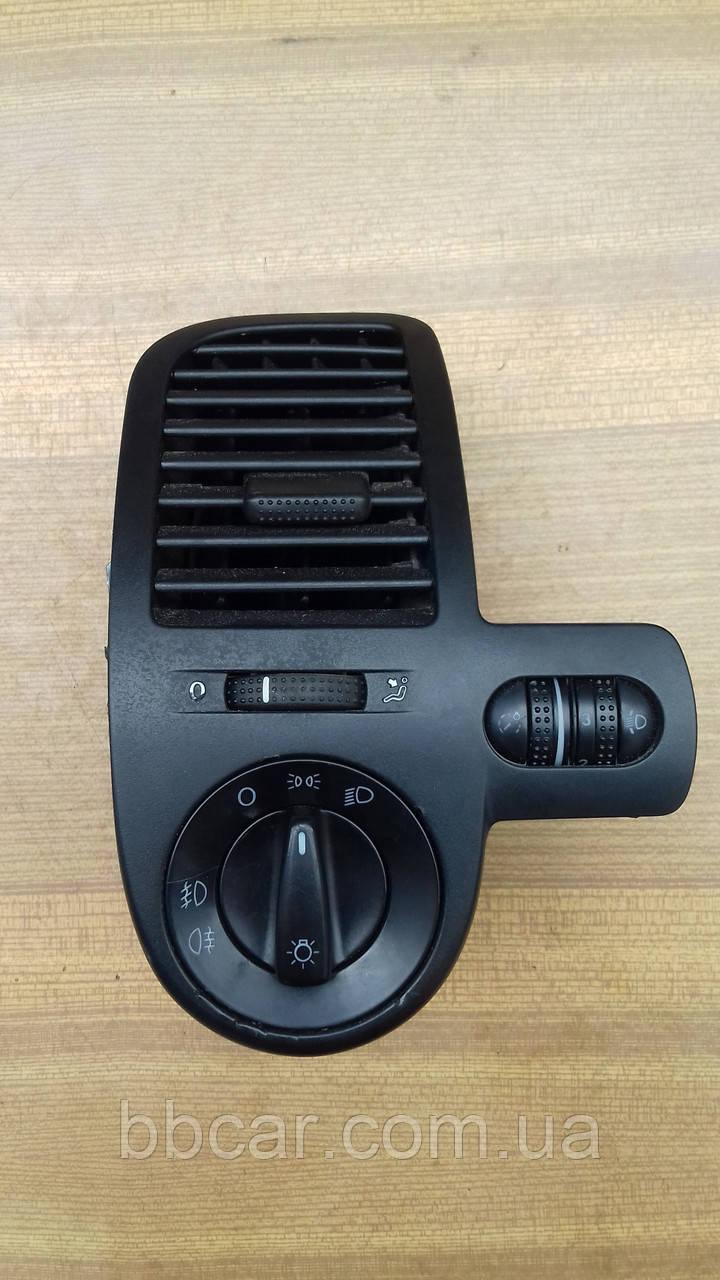 Блок управления освещением Volkswagen Polo 1С0 941 531 A