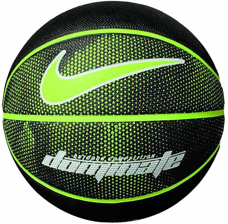 73fa2ef3 Мяч баскетбольный Nike Dominate Size 7 (N.KI.00.044.07), цена 545 ...