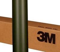 Военно-зеленая матовая пленка 3М (США) Scotchprint 1080 M126 1,52 м