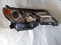 Фара правая 811100R042 Toyota Rav 4 США 2012-15 БУ, фото 1