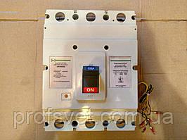Выключатель автоматический АВ 3005/3Б 630А