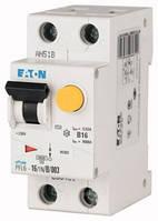 Диференціальний вимикач PFL6-40/1N/C/003