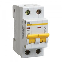 Автоматический выключатель ВА47-29 2P 63А 4,5кА х-ка C