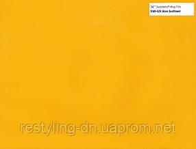 Глянцевая пленка цвета подсолнуха 3М (США) Scotchprint 1080 G25 1,52 м