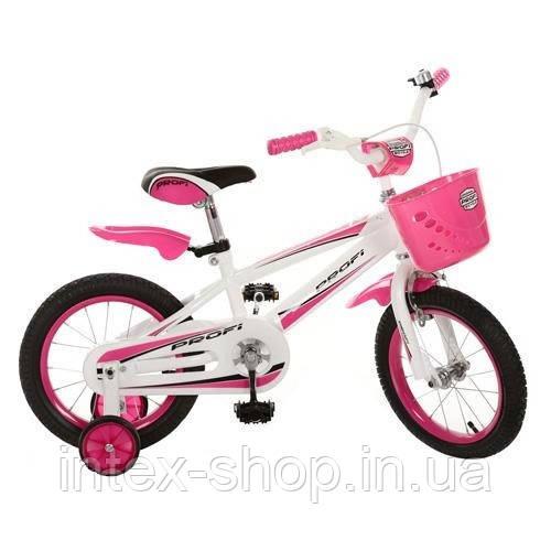 Детский велосипед PROFI 14д. (арт.14RB-1)