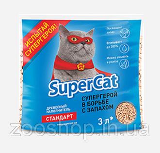 Наполнитель SuperCat 1 кг