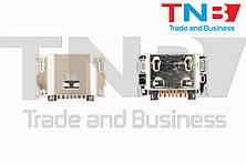 Разъем Micro USB для планшета SAMSUNG T355 T350 HIGH COPY