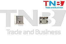 Разъем Micro USB для планшета SAMSUNG T110 T111 T113 T116 T280 T285 T560 T561 HIGH COPY