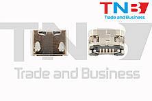 Разъем Micro USB для планшета LENOVO A1-07 A2109 A2109A A2109A-F ОРИГІНАЛ