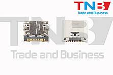 Разъем Micro USB для планшета SAMSUNG T110 T111 T113 T116 T280 T285 T560 T561 ОРИГІНАЛ