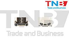 Разъем Micro USB для планшета ASUS FE170 ME170 ME172 ME70 FE380 K012 Memo Pad 7 ОРИГІНАЛ НП