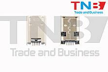Разъем Micro USB для планшета ASUS ME176 ME180 ME102 ME372 ME373 ME301 ME302 K001 K005 K00A ОРИГІНАЛ
