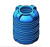 Бак пластиковый для воды V - 500, фото 6