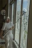 Згін для видалення вологи зі скла, 195 мм, Vikan (Данія), фото 4