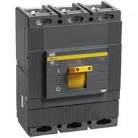 Автоматический выключатель ВА88-37 3Р 400А 35кА