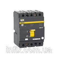 Автоматический выключатель ВА88-33 3Р 100А 35кА