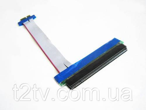 PCI-E PCI express 1X на 16X райзер