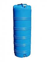 Вертикальная емкость для воды пластиковая V-750, фото 1