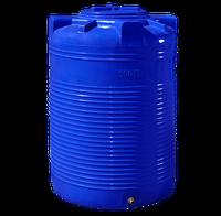 Емкость вертикальная для воды круглая на 500 (л)