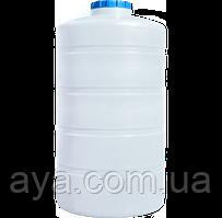 Вертикальный бак для воды 1250 (л)