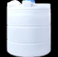 Бочка пластикова вертикальная для воды 4000 (л)