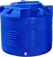 Емкость для воды вертикальная круглая  200 (л)