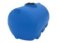 Емкость для воды горизонтальная круглая G - 2002, фото 1
