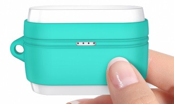 Чехол для наушников Meizu POP Wireless Bluetooth Sports Earphones Case Blue