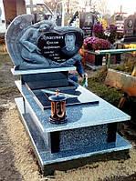 Памятники одинарні з граніту