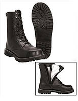 Зимние ботинки на меху MilTec