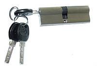 Цилиндровый механизм USK 3B-90 (45x45) ключ/ключ, фото 1
