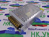 Блок питания 100W, 12V, 8.3А (100Вт, 12В) для светодиодных лент, модулей, линеек MR-100-12