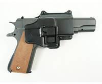 Детский игровой металлический пистолет G.13+
