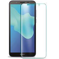Защитное противоударное стекло для телефона  Huawei Y5 2018 (Хуавей, стекло, стекло для смартфона)