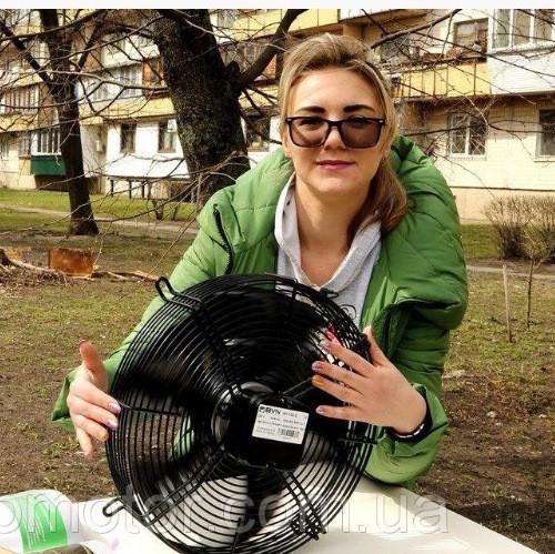 Осевой вентилятор Bahcivan 4M 350B