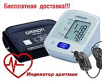 Автоматический тонометр на плечо OMRON M2 Basic + адаптер