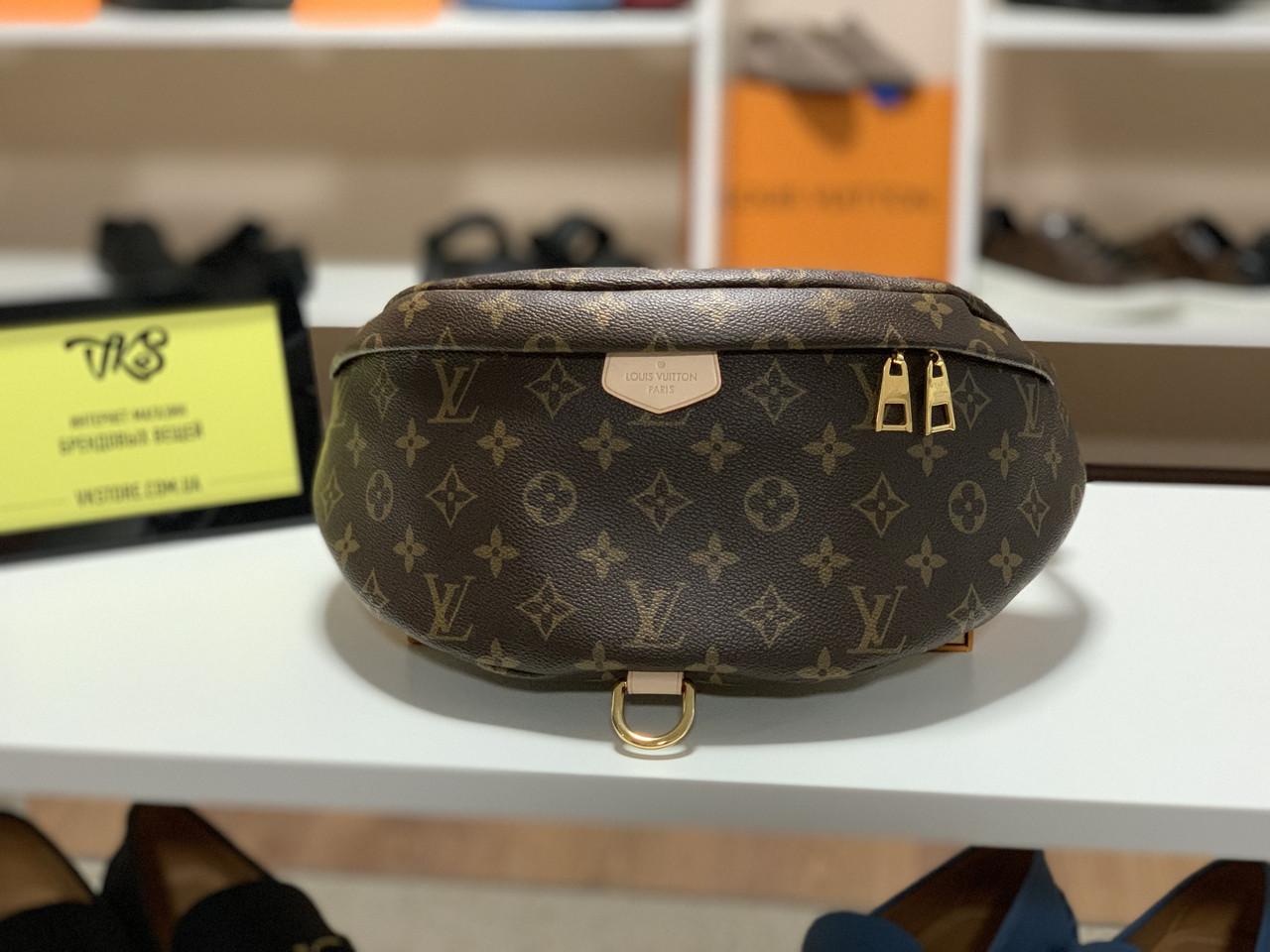 fa52c9b0c39b Женская сумка на пояс Louis Vuitton Bumbag | vkstore.com.ua