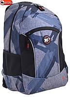 Рюкзак YES 557008 T-39 Graphite
