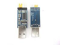 USB конвертер CH340G TTL 5V/3V3для прошивки