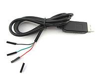 USB конвертер PL2303HX TTL логика RS232 для прошивки